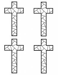 Free Printable Cross Coloring Pages 3 Futuramame