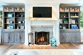 bookshelves around fireplace cabinets around fireplace cabinet incredible design ideas built in cabinets around fireplace nice