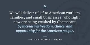 President Donald J Trump's Administration Is Working To Provide Magnificent Trump Healthcare Quote