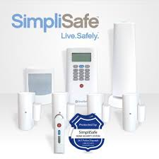 simplisafe2 wireless home security system 8 piece plus package review diy home security systems