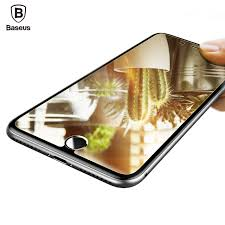 iphone 7 gold front. baseus mirror screen protector for iphone 7 tempered glass plus hd clear front iphone gold