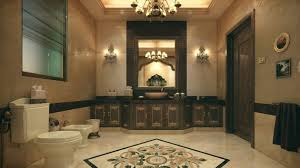 20 Luxurious and Comfortable Classic Bathroom Designs | Home Design Lover