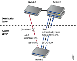 understanding redundant trunk links technical documentation cisco network design best practices at Computer Access Layer Switch Diagram