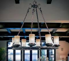 notre dame 8 light chandelier
