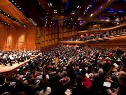 Barbican Hall Music In Barbican London