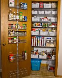 Small Kitchen Pantry Organize Small Kitchen Pantry Home Design Ideas