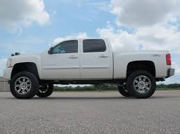 lifted Chevy Silverado | Chevrolet Lifted Trucks Chevy | Pinterest ...