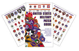 Us Army Patch Chart Cib Media U S Military Patch Guide Book