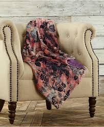 Tracy Porter Throw Blanket
