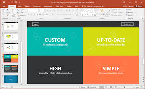 Website Design Proposal Ppt How Website Proposal Template Powerpoint Presentations Can