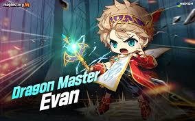 MapleStory M: New Evan Class and Mini ...
