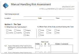 Health Assessment Form Template