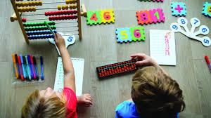 Trẻ mầm non nhất định phải chơi 10 trò chơi này trước khi vào lớp 1 - CTH  EDU
