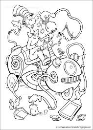 Small Picture Dr Seuss Coloring Pages Celebrate Dr Seusss Imagination with