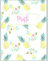 Editable Binder Cover Templates Free 15 Binder Cover Templates Free Sample Paystub