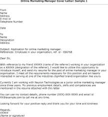 Online Letter Template Cover Letter Template For Online Application Cover Letter
