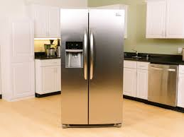 Top Ten Side By Side Refrigerators Frigidaire Fghc2331pf Review Cnet