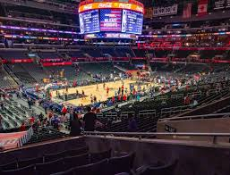 Staples Center Premier Seating Chart Staples Center Premier 8 Seat Views Seatgeek
