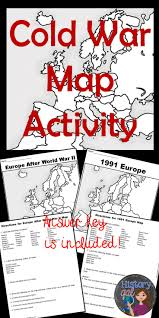 best ideas about cold war gitlow v new york includes 2 map worksheets europe after world war ii europe in 1991 answer keys