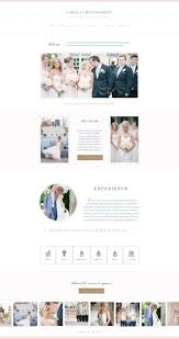 Showit 5 Designs Lorelai Showit 5 Website Template Design By Seaside Creative