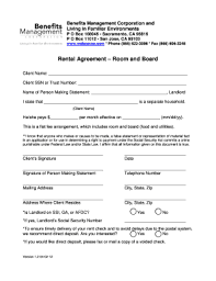 No other approach or intervention mechanism provides this needed leeway than the room rental agreement template. 13 Printable Room Rental Agreement California Forms And Templates Fillable Samples In Pdf Word To Download Pdffiller