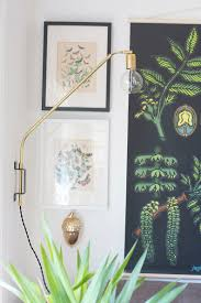 one forty three lighting. DIY Brass Swing Lamp One Forty Three Lighting S