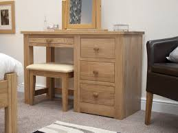 Kingston Bedroom Furniture Kingston Solid Modern Oak Bedroom Furniture Dressing Table With