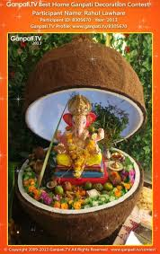 atharva gadre home ganpati picture 2016 view more pictures and