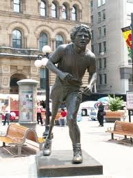 a canadian hero student life terry fox