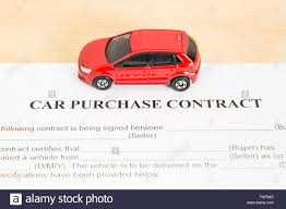 Car Purchase Contract Stock Photos & Car Purchase Contract Stock ...