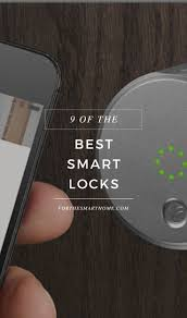 home automation design 1000 ideas. The Best Smart Lock Devices And Locks For 2018 Home Automation Design 1000 Ideas