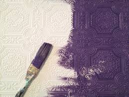 Painting the Wallpaper