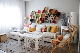 sublime creative wall decor decorating ideas images in living room