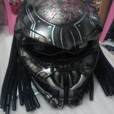 4812 best predator helmet custom on ebay images
