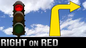 Turning Right On A Red Light Alberta Turning Right At A Red Light