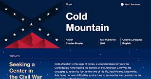 cold mountain documents course hero