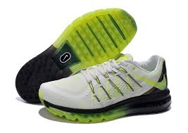 nike running shoes 2015 white. 2015 air max white green black nike running shoes a
