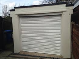 steel roller garage door middleton manchester