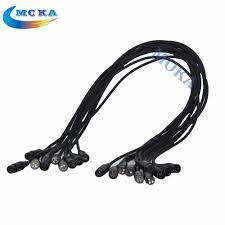 3 pin plug connection reviews online shopping 3 pin plug 10pcs lot 1 meter length 3 pin signal connection dmx cable for stage ddj party