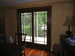 wood sliding patio doors with wood frame sliding patio glass door combination with large pine wood