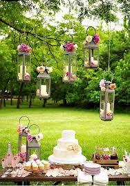 25 garden wedding decorations ideas