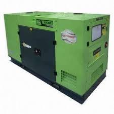 industrial power generators. Single Phase, 20kVA Perkins Super Silent Generator Industrial Power Generators