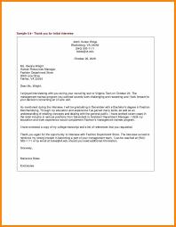 6 Follow Up Letter After Interview Sample Cote Divoire Tennis