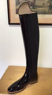 Petrie Dressage Boots Size Chart D529 9 5 Petrie Significant Dressage In Black Leather Size 9 5 49 38 5 Custom Made