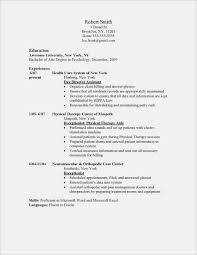 Resume Examples Skills And Qualifications Fresh Skills For A Resume
