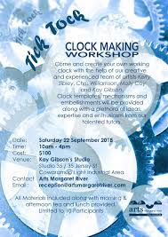 Clock Making Workshop - Your Margaret River Region