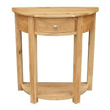 oak console tables oak hall tables. Stratton Clear Matt Lacquer Solid Oak Hall Table \u2014 Roseland Furniture Console Tables S