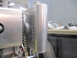 Wb Machining Mechanical Design Inc First Horstman Muffler W B 820 004 Asw R D Machining Inc