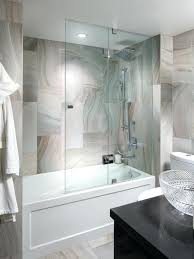 glass tub doors interlearn info pertaining to frosted bathtub decor 57
