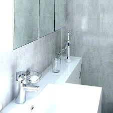 wall coverings for bathrooms waterproof bathroom panelling covering alternative commercial